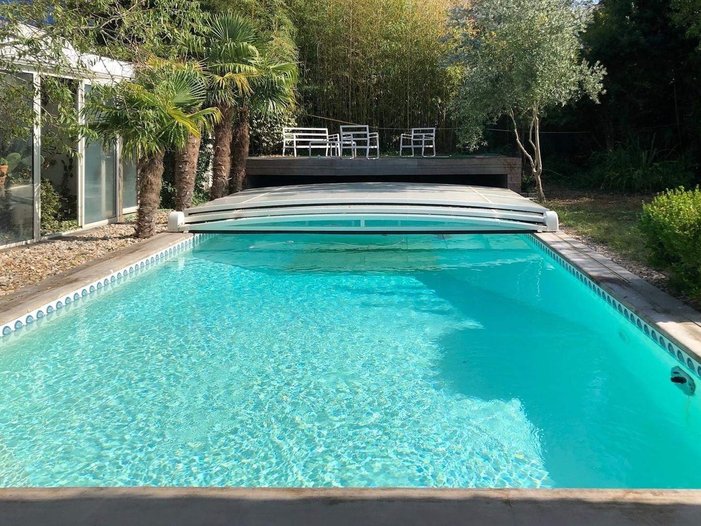Superbe Maison De 230 M² Sur 700 M² Piscine Garage - Les ... tout Piscine Du Bouscat