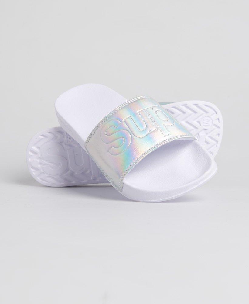 Superdry - Sandales De Piscine - Chaussures Pour Femme à Sandales De Piscine