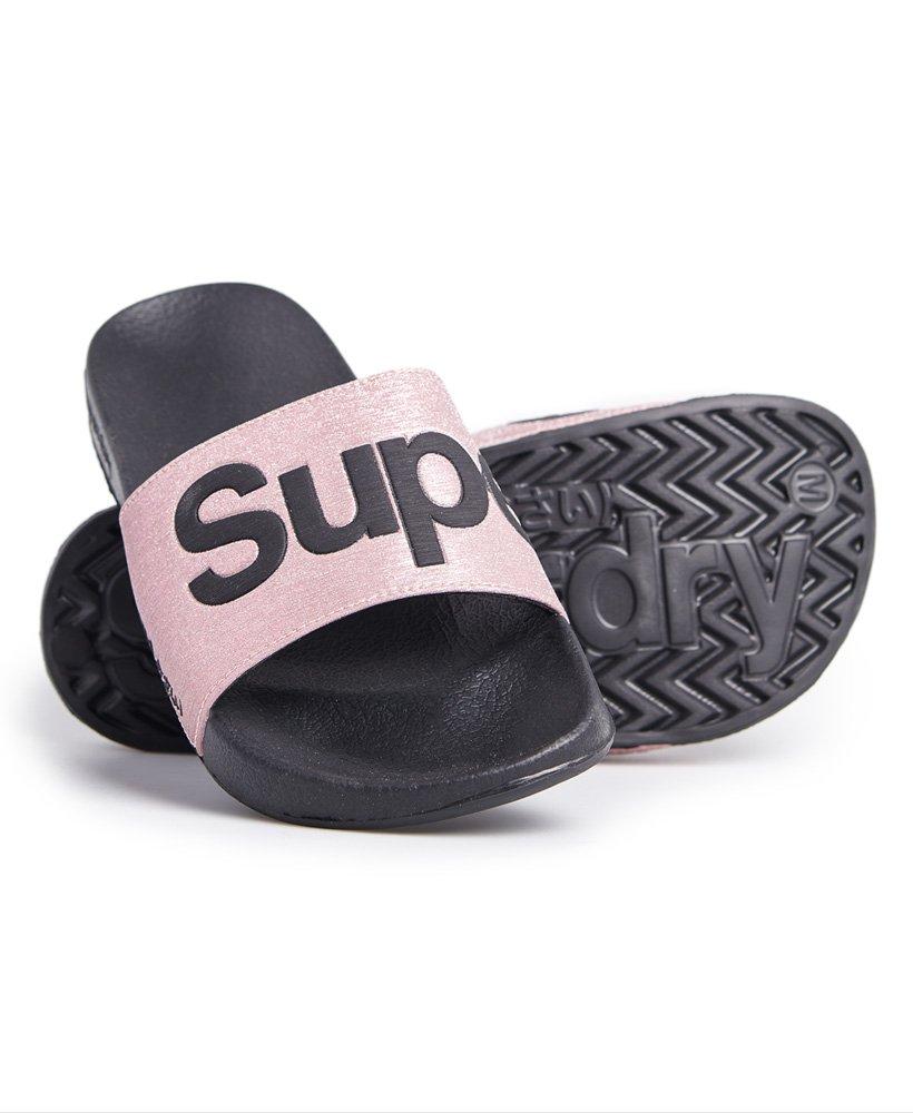Superdry - Sandales De Piscine - Chaussures Pour Femme tout Sandales De Piscine