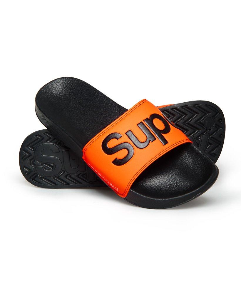 Superdry Sandales De Piscine - Homme Claquettes encequiconcerne Sandales De Piscine