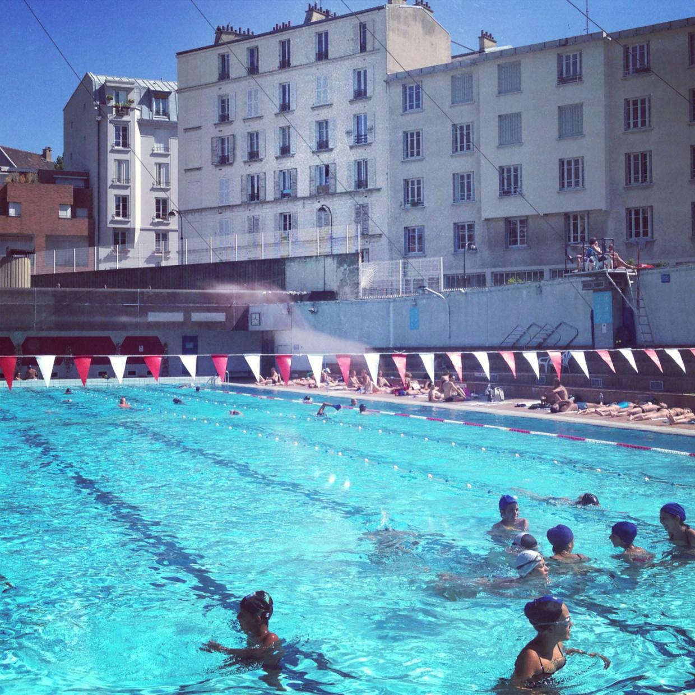 Swimming: Piscine Georges Hermant 75019 - Locals Of Paris encequiconcerne Piscine 19Eme
