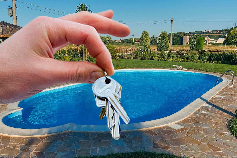 Swimming Pool Turnkey Job: Pros And Cons | Professione Piscina destiné Manomano Piscine
