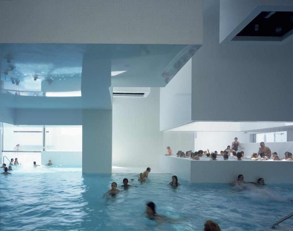 Swimming Pool | Water Architecture, Building A Pool ... destiné Piscine Atlantides