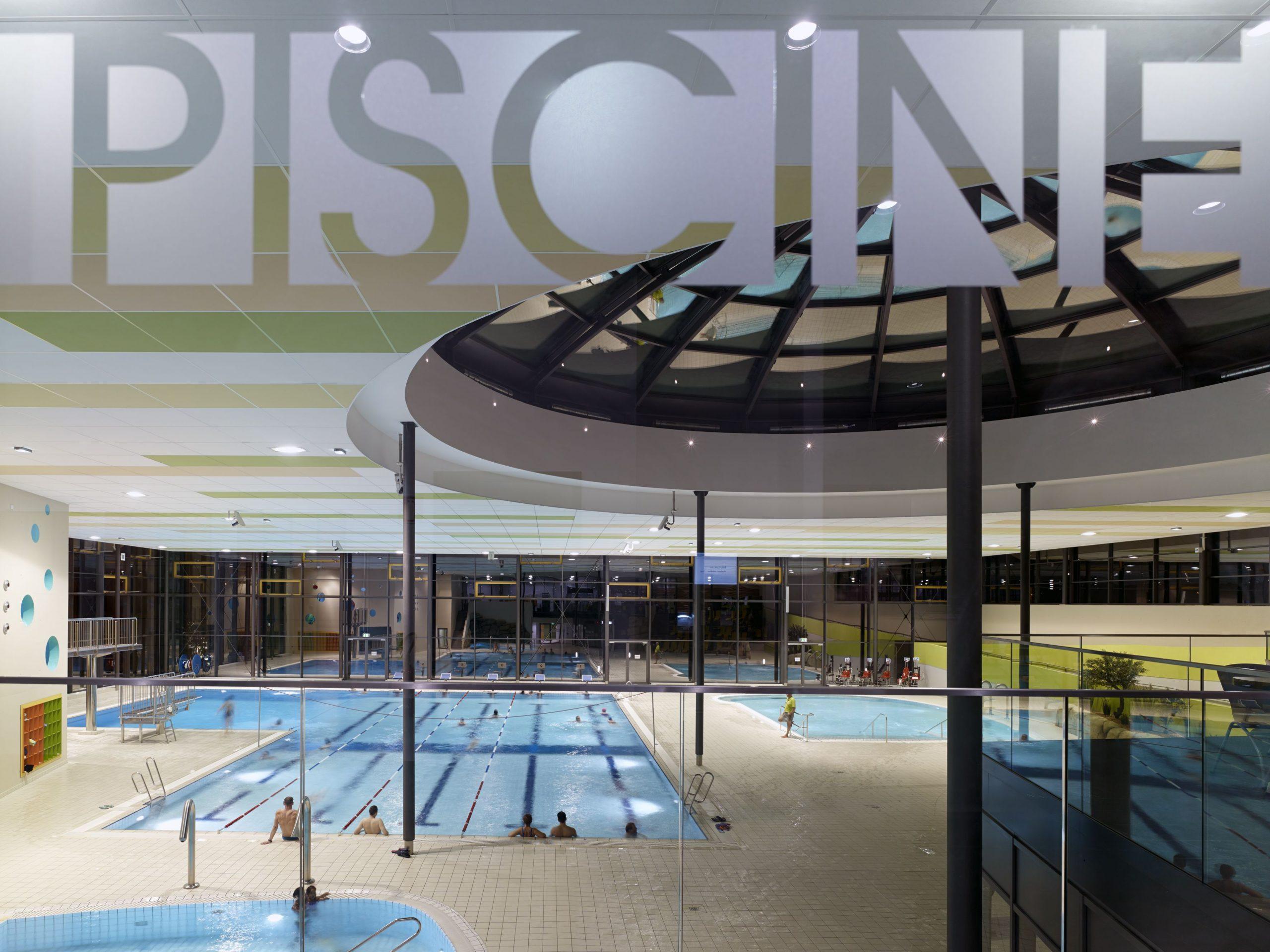 Swimmingpool Aquanat'our In Hosingen © Aquanat'our /ont ... avec Piscine Square Du Luxembourg