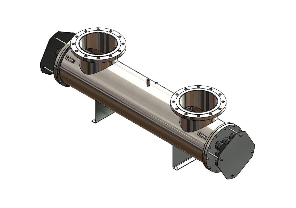 Systèmes À Rayons Ultraviolets - Eurosan Su Arıtma Sistemleri dedans Chloramine Piscine