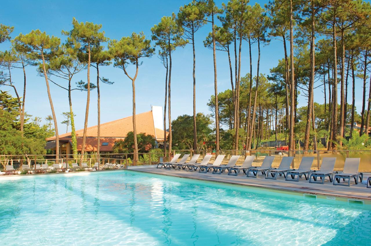 Tatil/bungalov Parkı Domaine De L'agréou (Fransa Seignosse ... destiné Camping Biarritz Avec Piscine