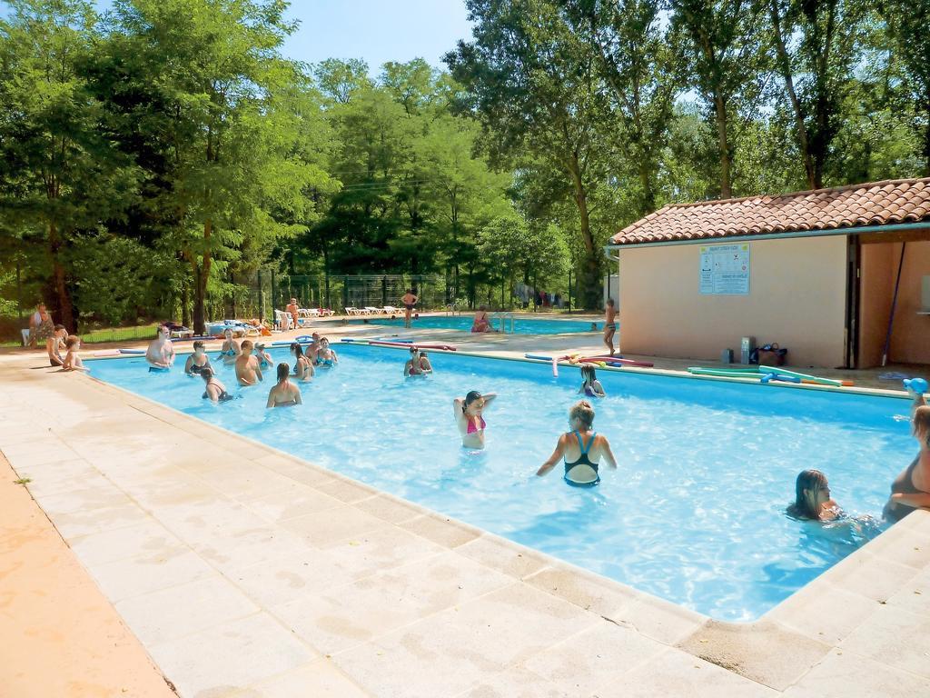 Tatil/bungalov Parkı La Bastide (Fransa Mazères) - Booking encequiconcerne Piscine Mazamet Horaires