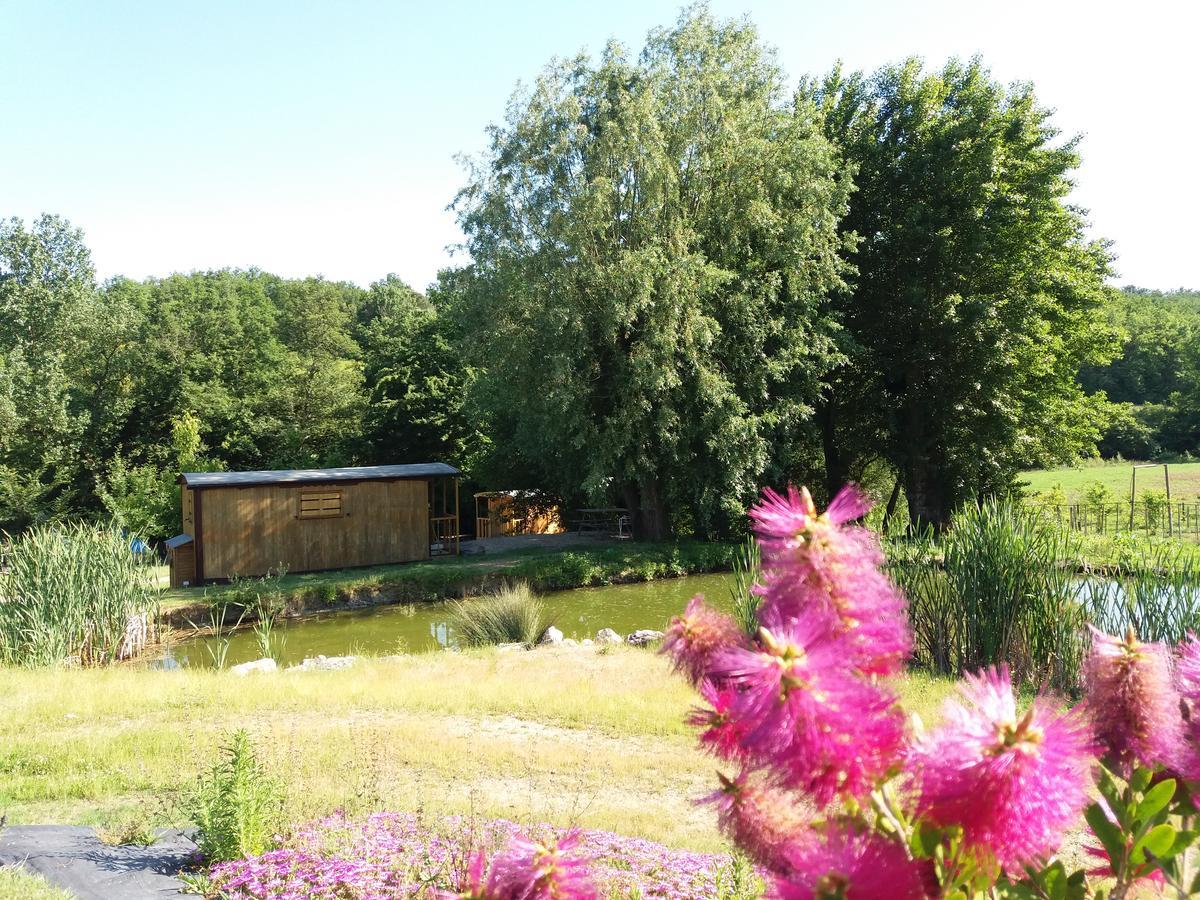 Tatil/bungalov Parkı Les Roulottes De Cambonis (Fransa ... à Colomiers Piscine