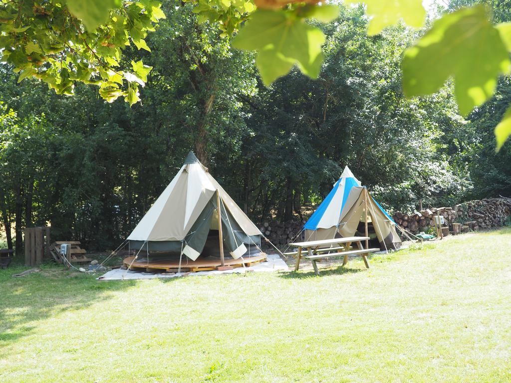 Tatil/bungalov Parkı Les Roulottes De Cambonis (Fransa ... encequiconcerne Colomiers Piscine