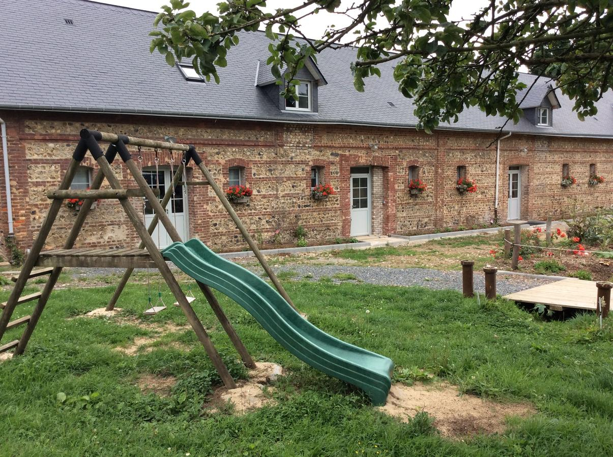 Tatil Evi L'air Du Champ (Fransa Montivilliers) - Booking à Piscine Montivilliers