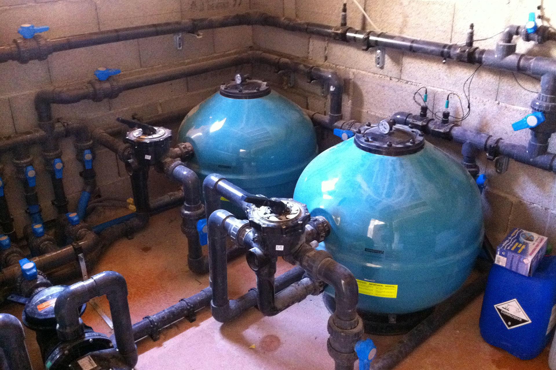Temps De Filtration D'une Piscine - Blue Pool Concept ... à Temps De Filtration Piscine