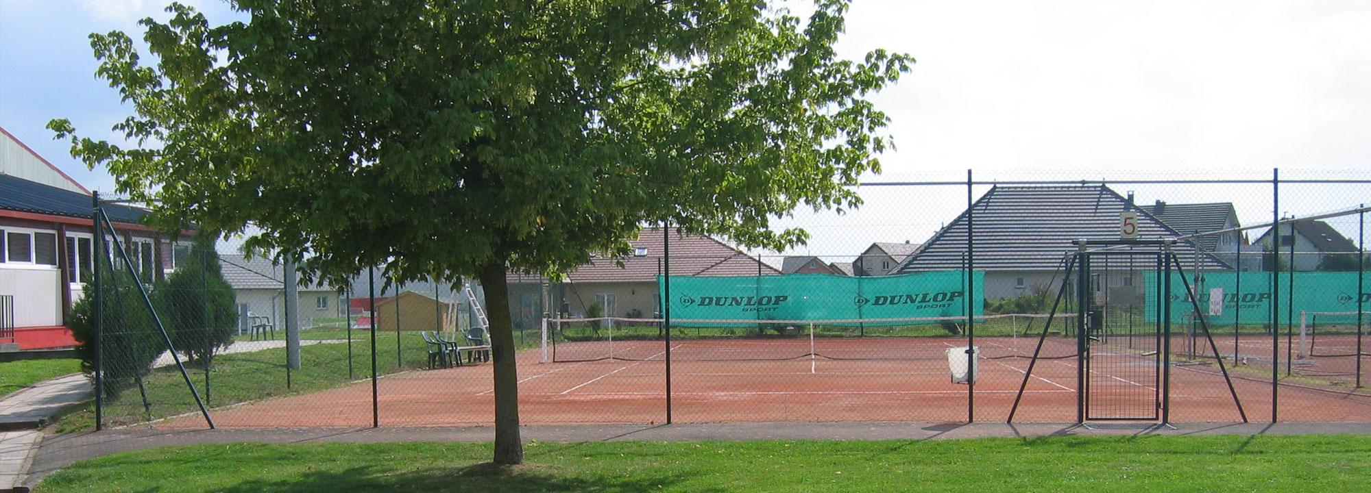Tennis Club Sarralbe avec Piscine Sarralbe