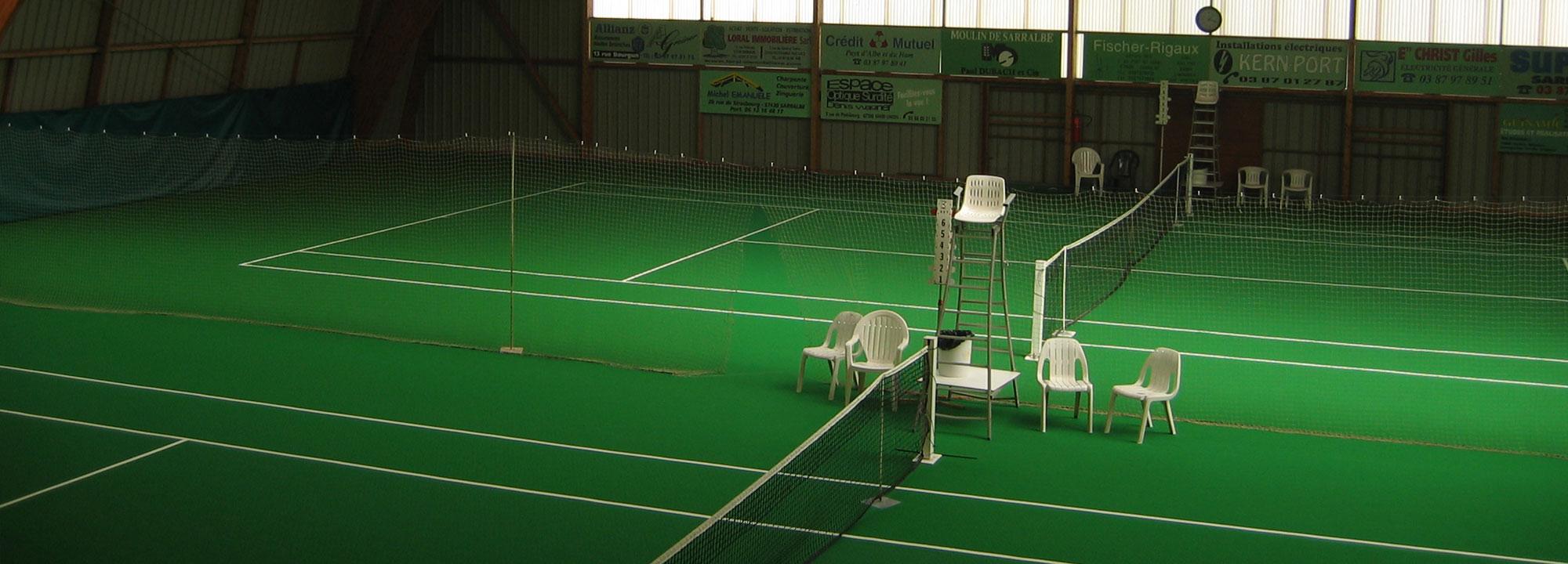 Tennis Club Sarralbe pour Piscine Sarralbe