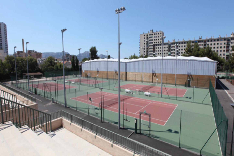 Tennis - Complexe Sportif René Magnac - Anybuddy - Gymlib serapportantà Piscine René Magnac