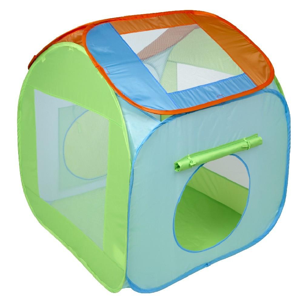 Tente Pliable Avec 100 Balles concernant Piscine A Balle Gifi