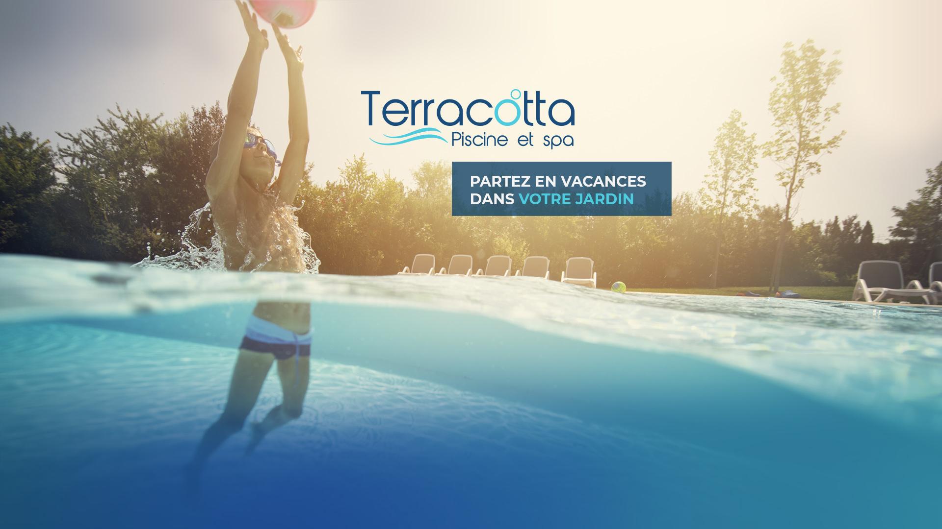 Terracotta Piscines Spas, Vente Construction Piscine Et Spa ... avec Horaire Piscine Morlaix