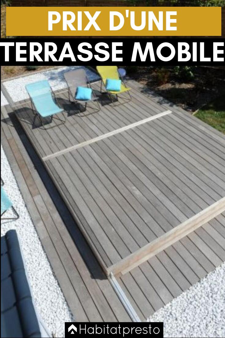Terrasse Mobile De Piscine : Quel Prix Pour Un Bassin De ... encequiconcerne Fabriquer Une Terrasse Mobile Pour Piscine