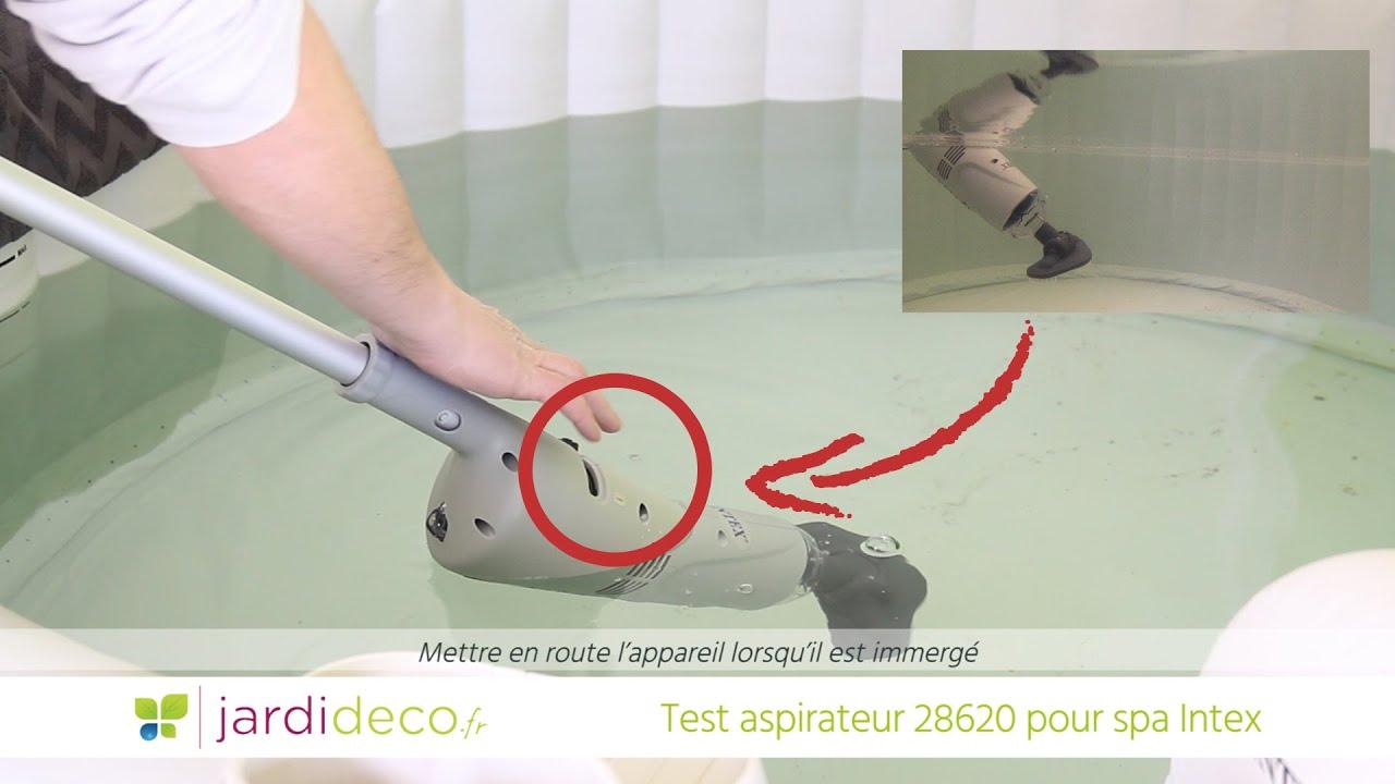 Test Aspirateur Pour Spa Gonflable Intex avec Aspirateur Piscine Castorama