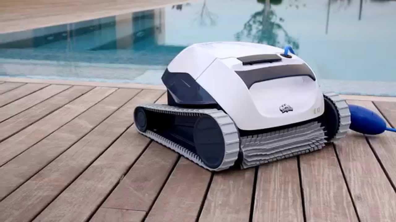Test Dolphin E10 - Test-Robot concernant Comparatif Robot Piscine