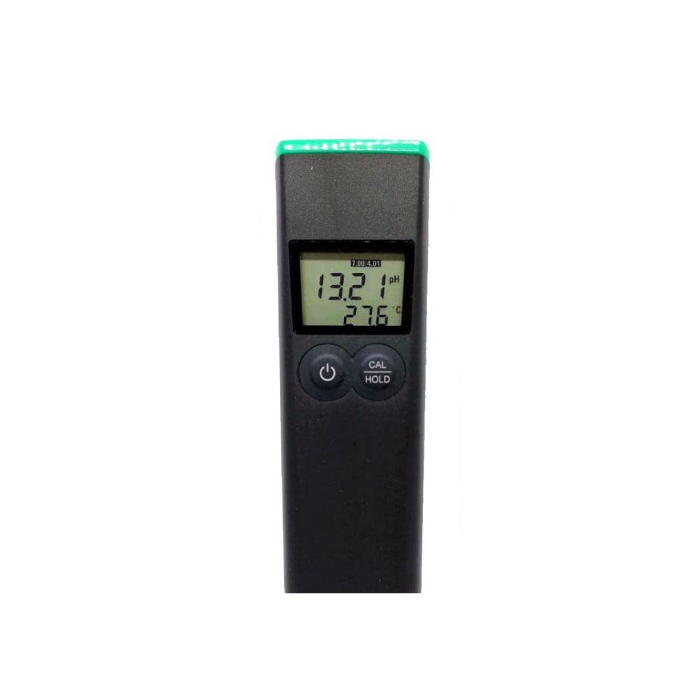Testeur Électronique De Ph Et De Température 2 En 1 intérieur Testeur Piscine Électronique