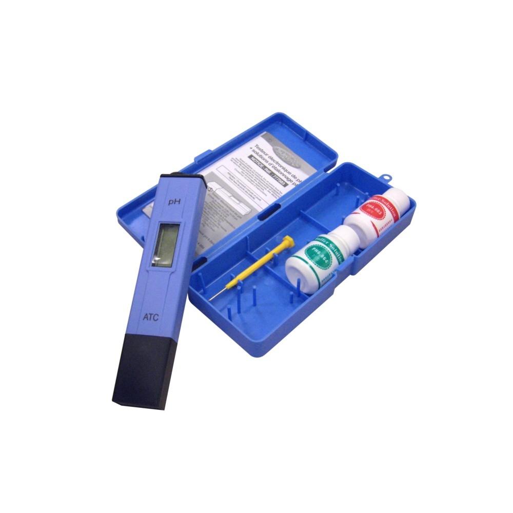 Testeur Électronique Ph Sunbay destiné Testeur Piscine