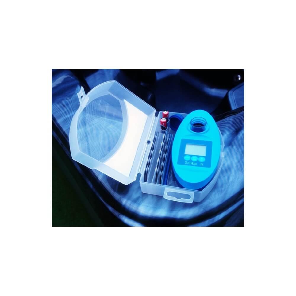 Testeur Électronique Photométrique Scuba Ii concernant Testeur Piscine Électronique