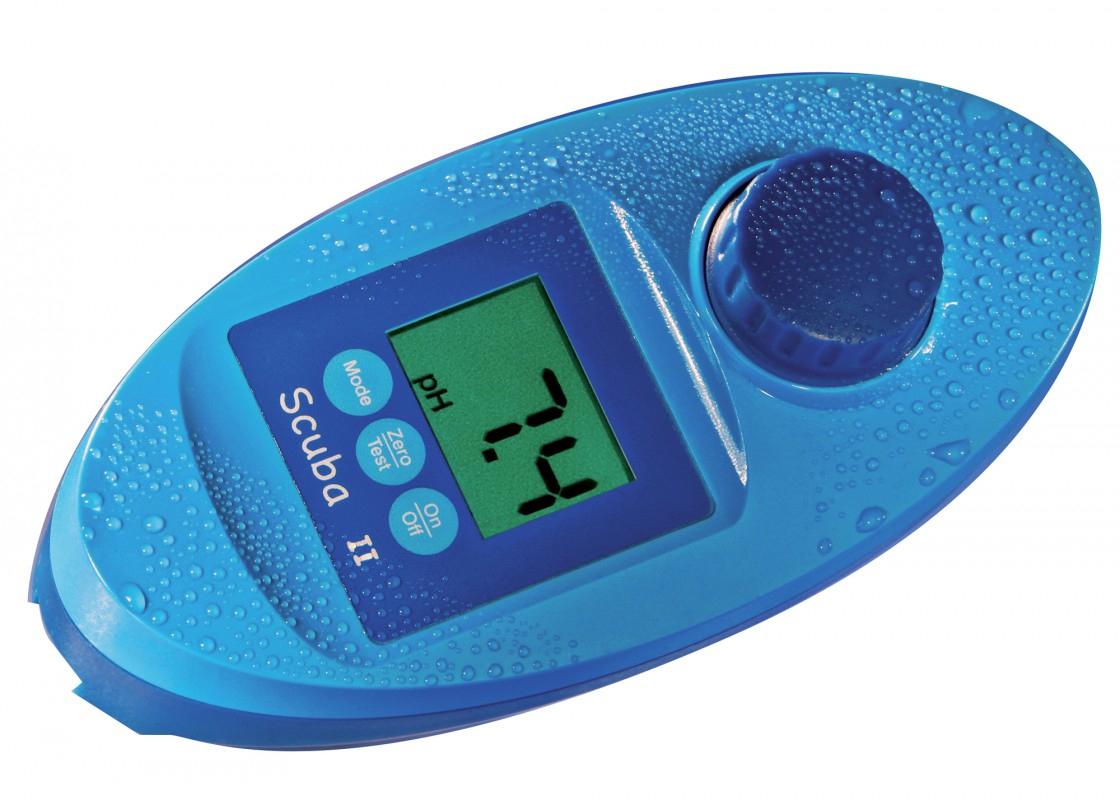 Testeur Électronique Scuba Ii - Piscines Waterair destiné Testeur Piscine Électronique
