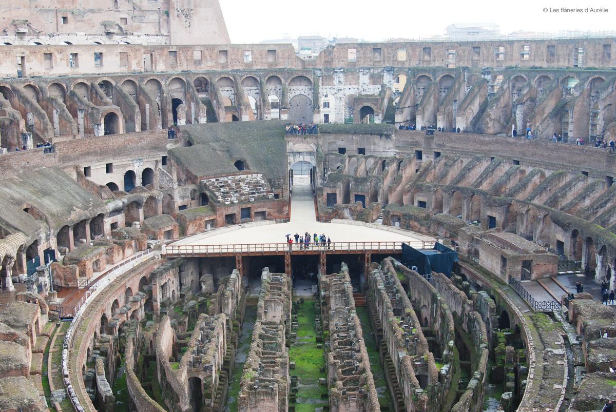 The 6 Friends Theory In Rome #1 | Aurelie' Strolls pour Piscine Coliseum