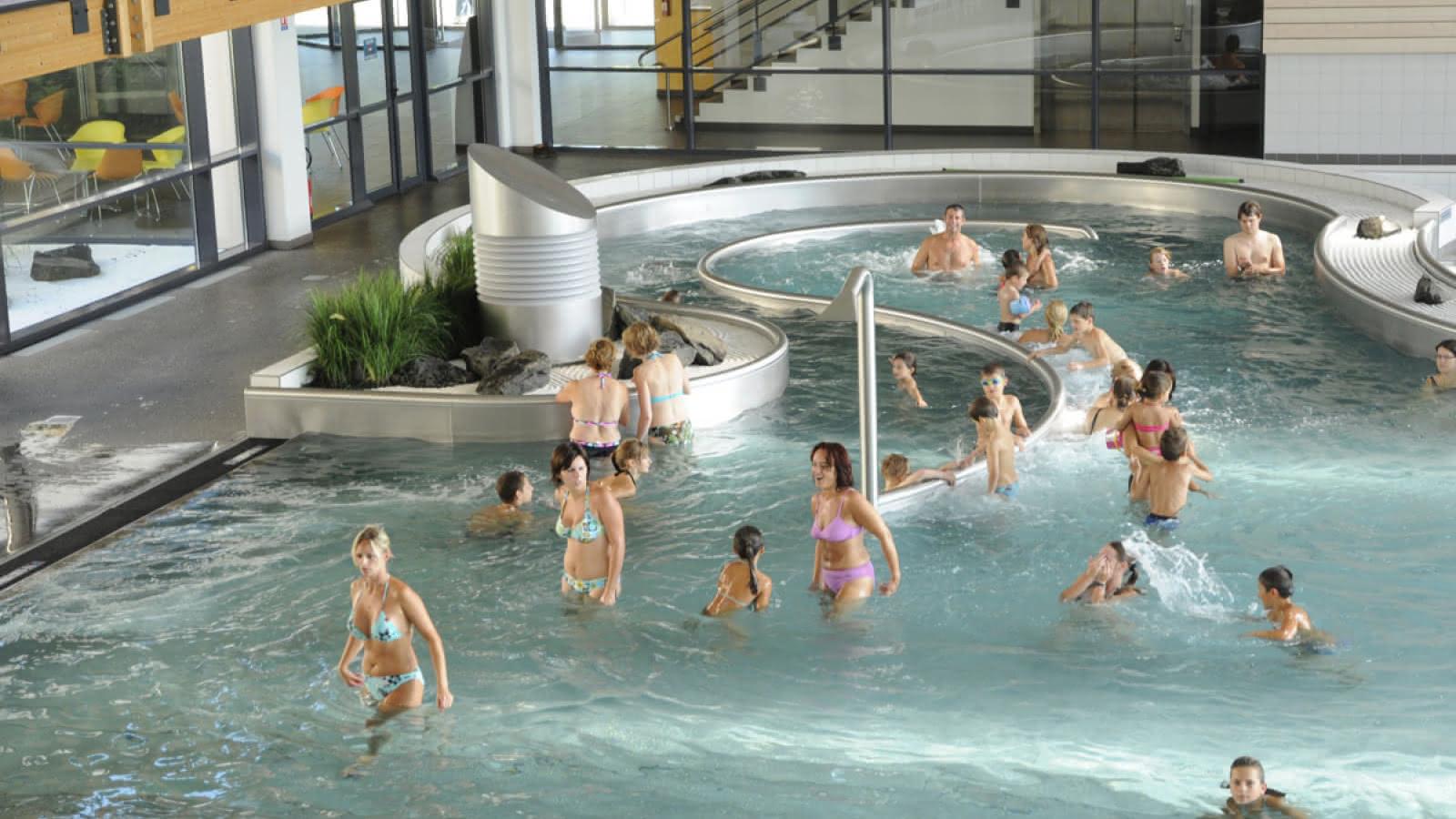 The Remparts Swimming Pool - Selestat | Visit Alsace intérieur Piscine De Selestat