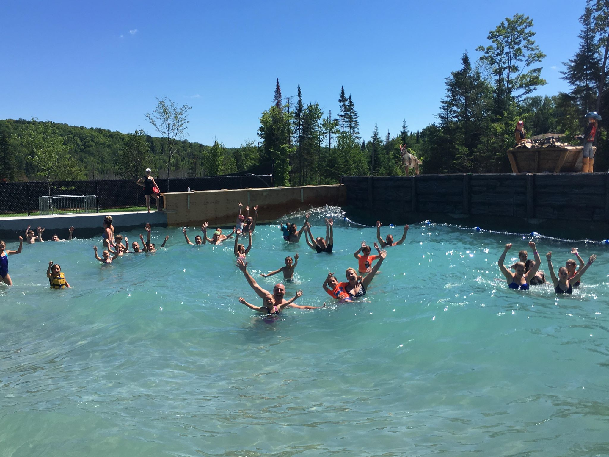 The Waterpark And The Wave Pool | Zoo-Familizoo pour Piscine Atlantides