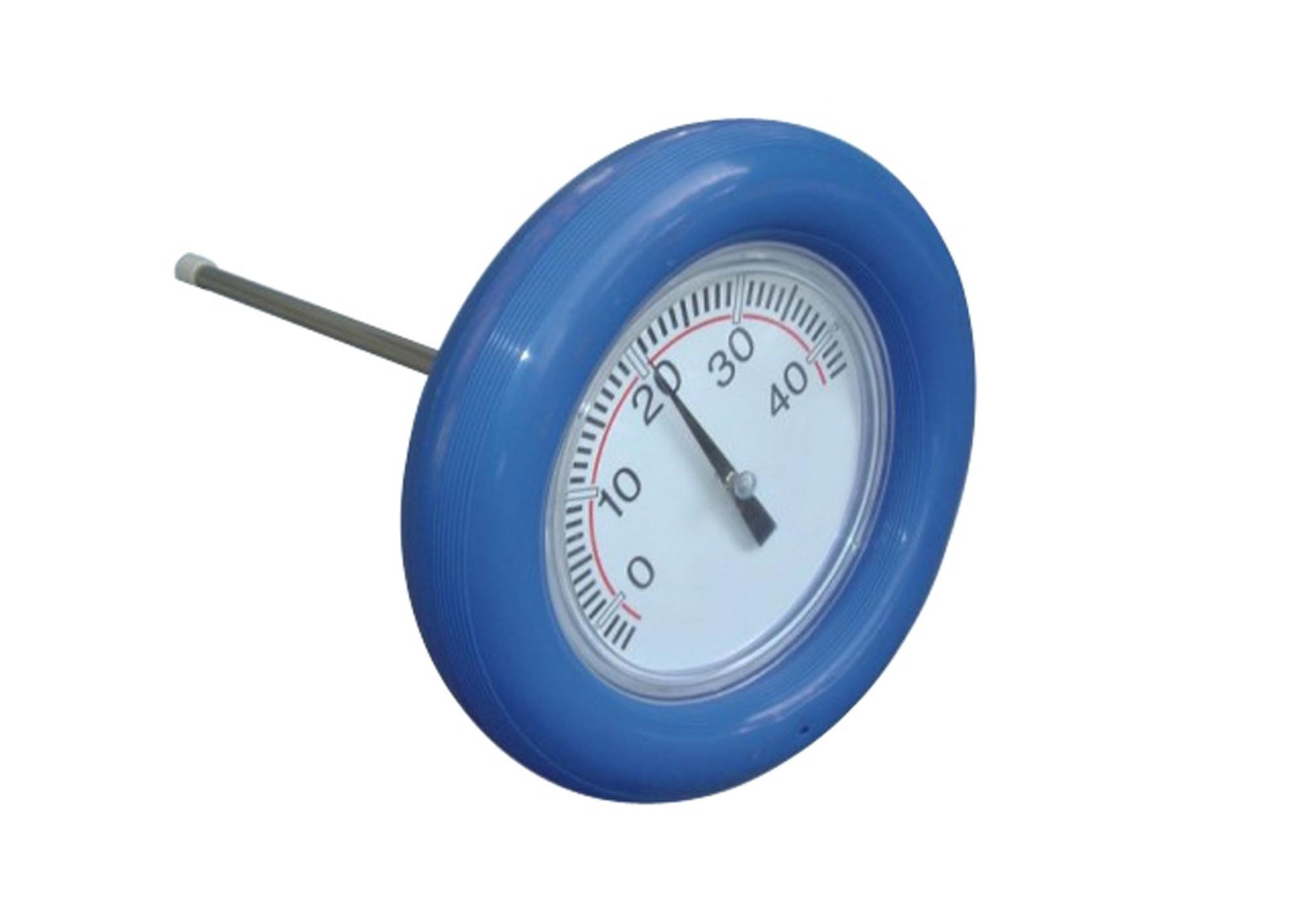 Thermomètre Flottant - Piscines Waterair concernant Thermometre Piscine Connecté