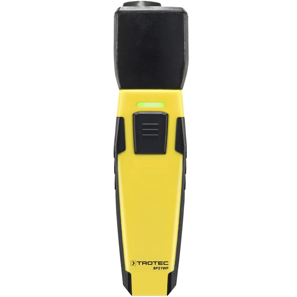 Thermomètre Infrarouge / Pyromètre Connecté Bp21Wp Pour Smartphone dedans Thermometre Piscine Connecté