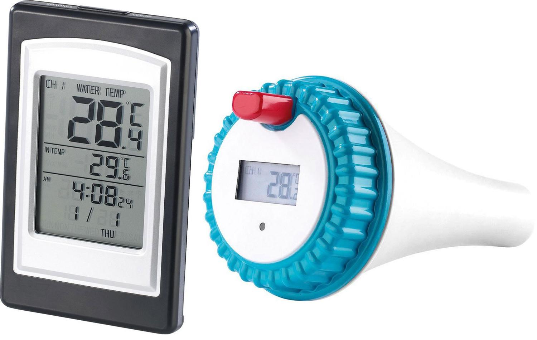 Thermomètre Sans Fil Pour Maison Et Température Piscine ... destiné Thermometre Piscine Connecté
