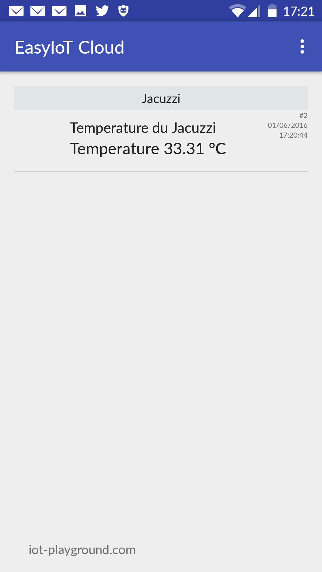 Thermomètre Wifi Pour Piscine (Ou Autres) - Domotique ... serapportantà Thermometre Piscine Connecté