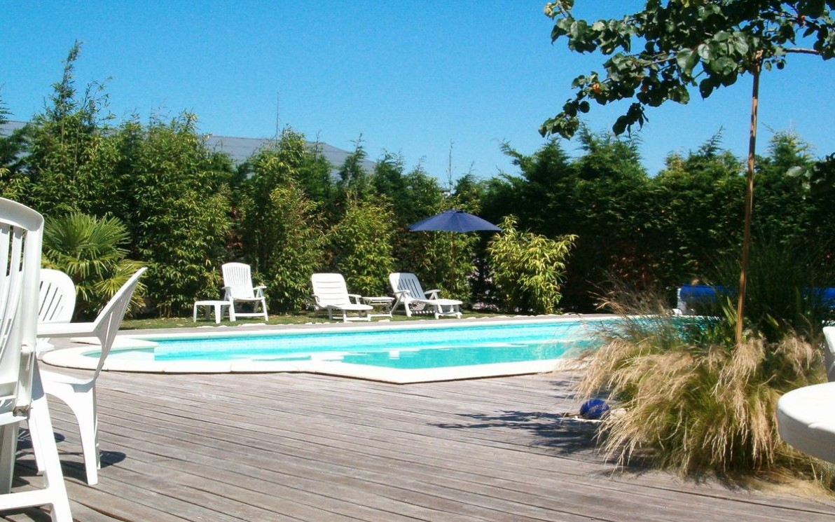Tipi N°5709 Les Coteaux À Fleury Sur Orne - Gîtes De France ... pour Piscine Thury Harcourt