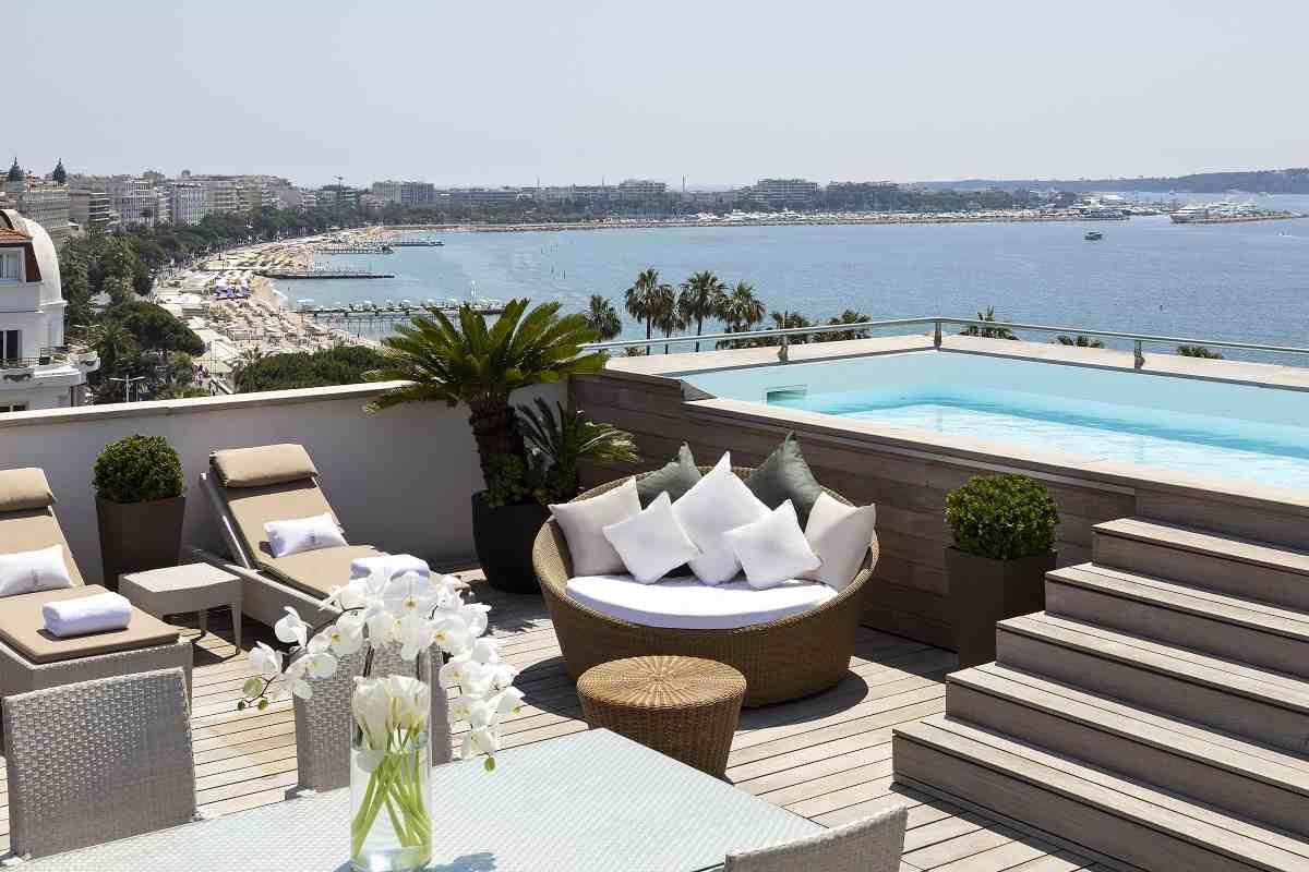 Top 3 Des Plus Belles Chambres D'hôtels Avec Piscine Privée ... concernant Chambre D Hotel Avec Piscine Privée
