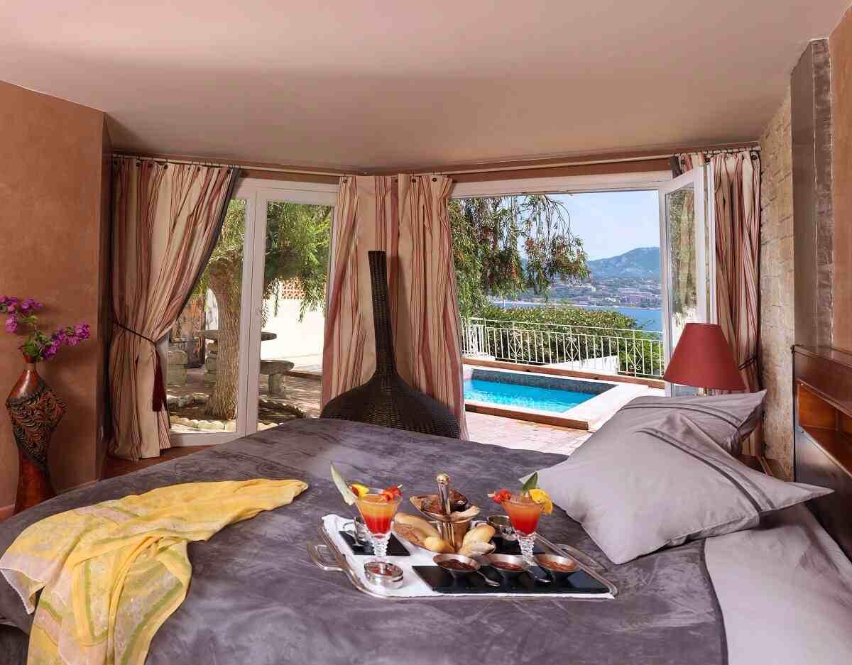Top 3 Des Plus Belles Chambres D'hôtels Avec Piscine Privée ... dedans Hotel Piscine Privée France