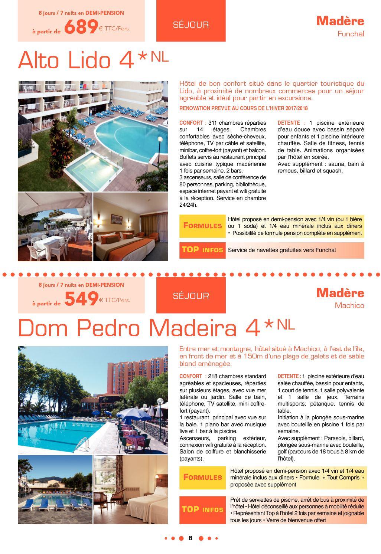 Top Brochure Groupes 2018 - Calameo Downloader intérieur Piscine Du Lido