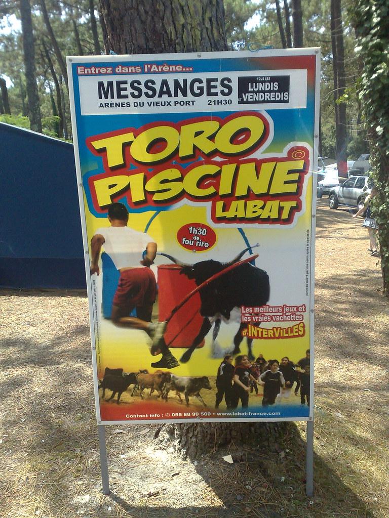Toro Piscine!   Cliff Shephard   Flickr intérieur Toro Piscine Labat