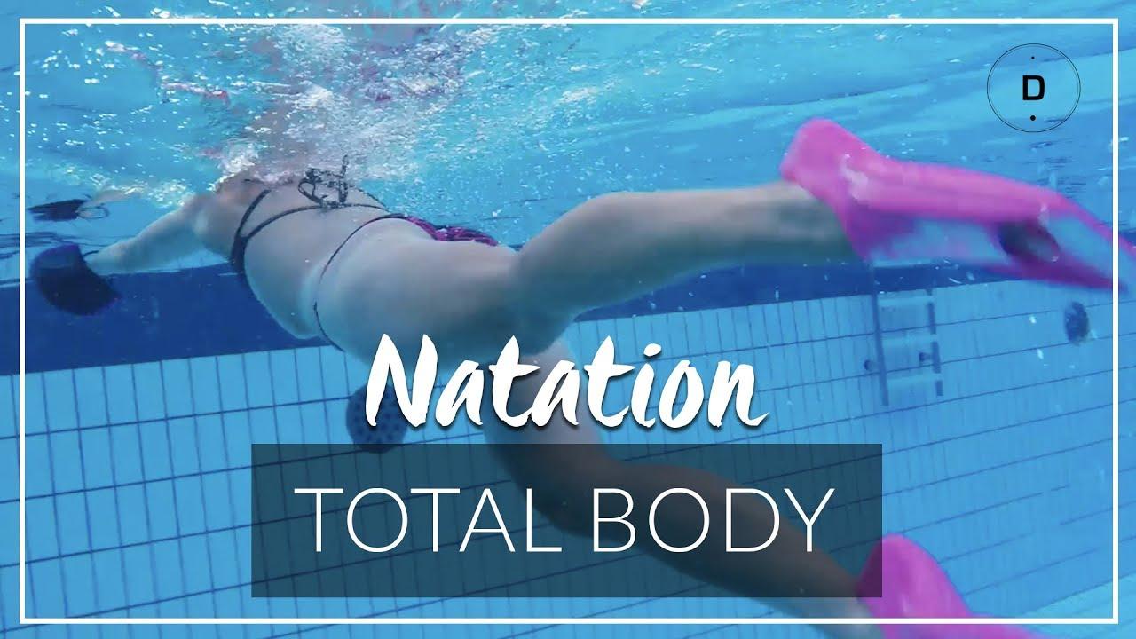 Total Body - 2 Exercices De Natation Pour Muscler Tout Le Corps encequiconcerne Musculation Piscine