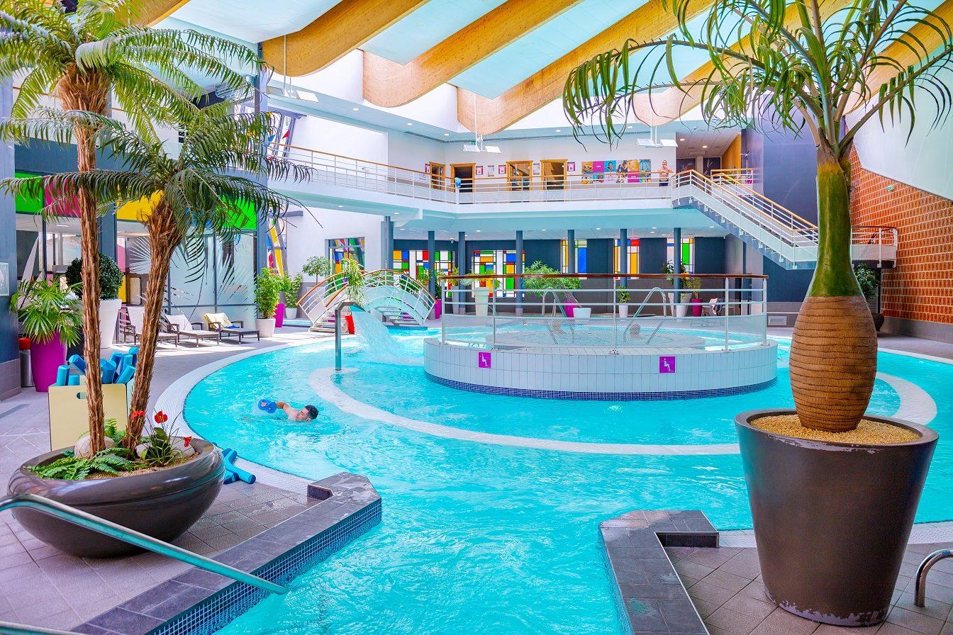 Tourcoing-Les-Bains : Centre De Loisirs Aquatiques À ... intérieur Piscine Menin