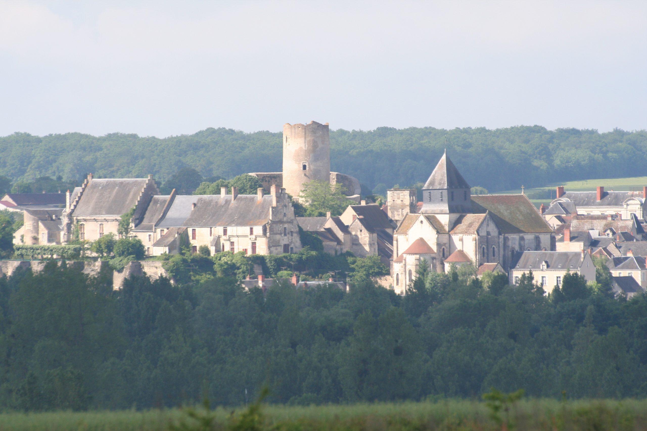 Tourisme   Chatillon-Sur-Indre à Piscine Chatillon Sur Indre