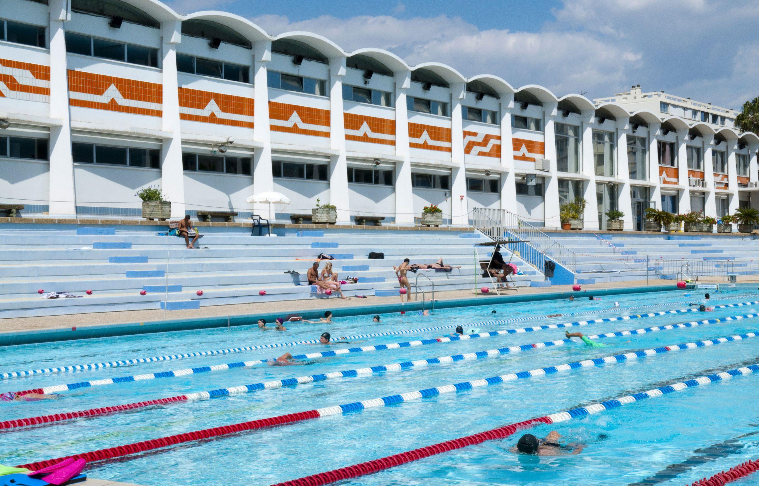 Tourisme : Un Week-End Déco-Design À Toulon… - Page 3 Of 3 ... avec Piscine Du Port Marchand