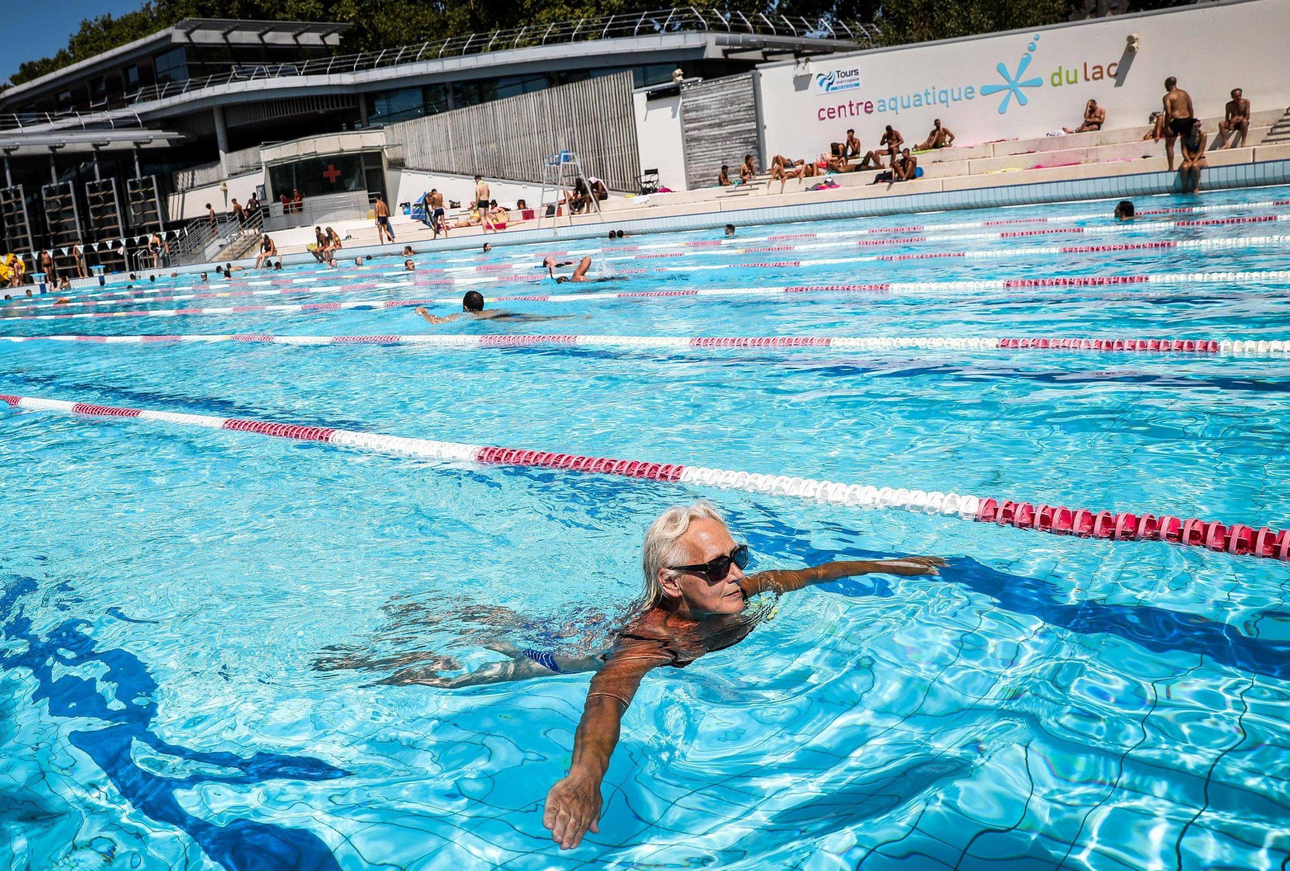 Tours : Des Nouveautés Au Centre Aquatique Du Lac à Piscine Du Lac Tours