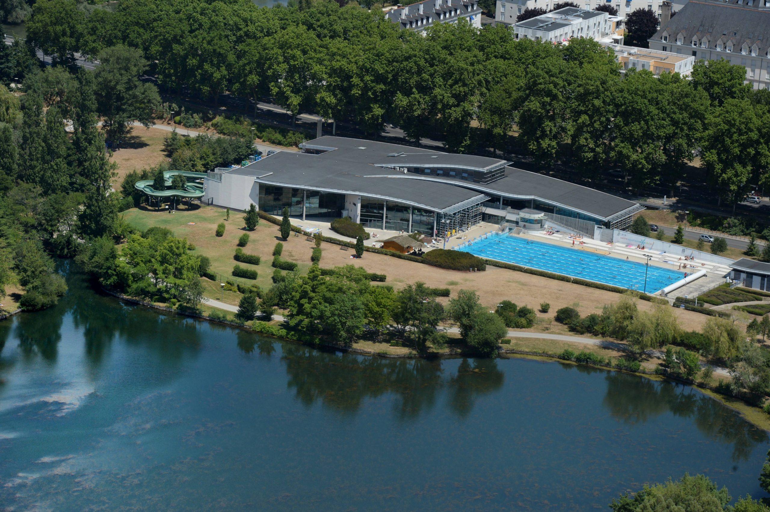 Tours : En Raison De La Canicule, La Piscine Du Lac Sera ... pour Piscine Du Lac Tours