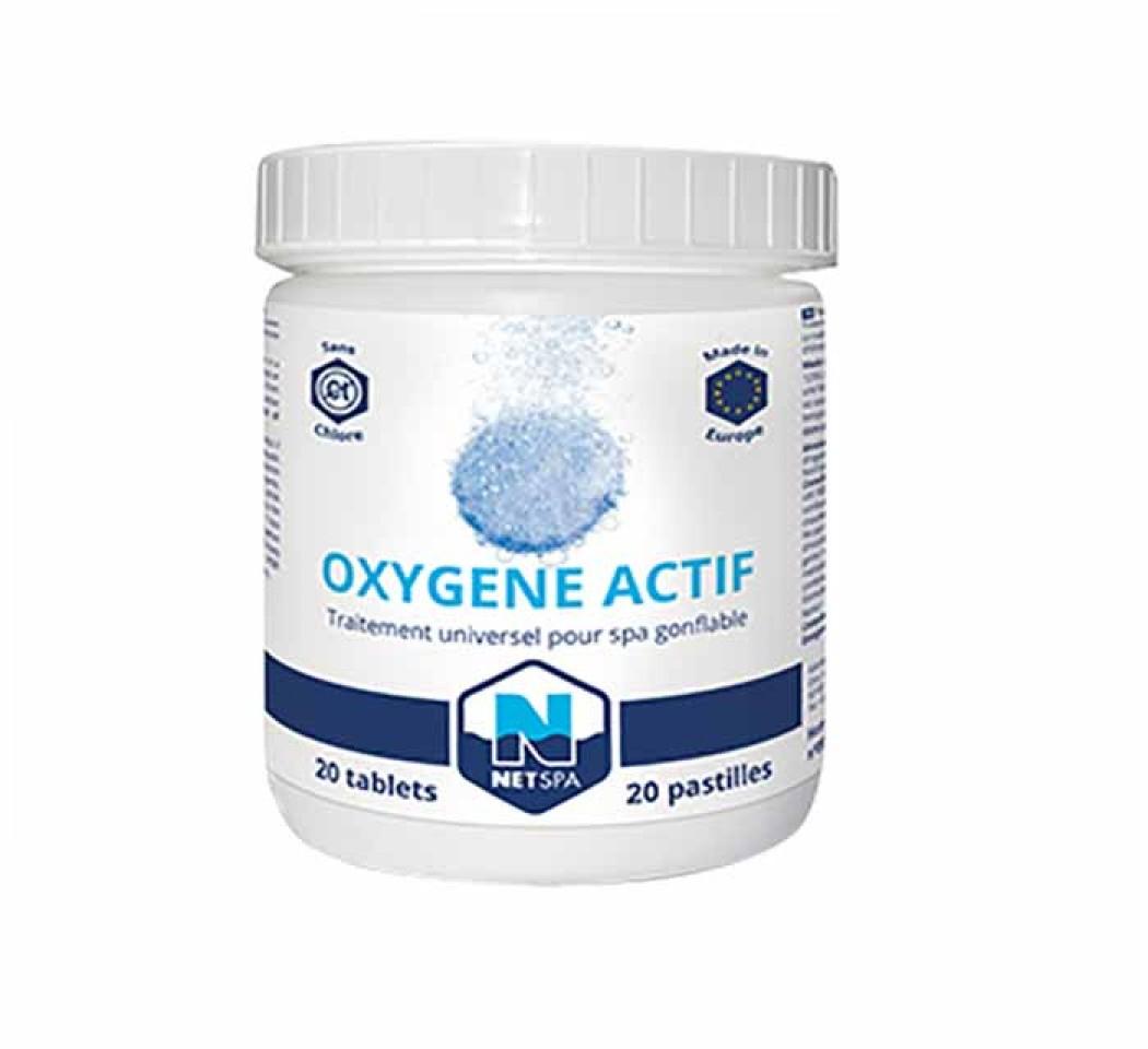 Traitement À L'oxygène Actif, Poolstar intérieur Traitement Piscine Oxygène Actif