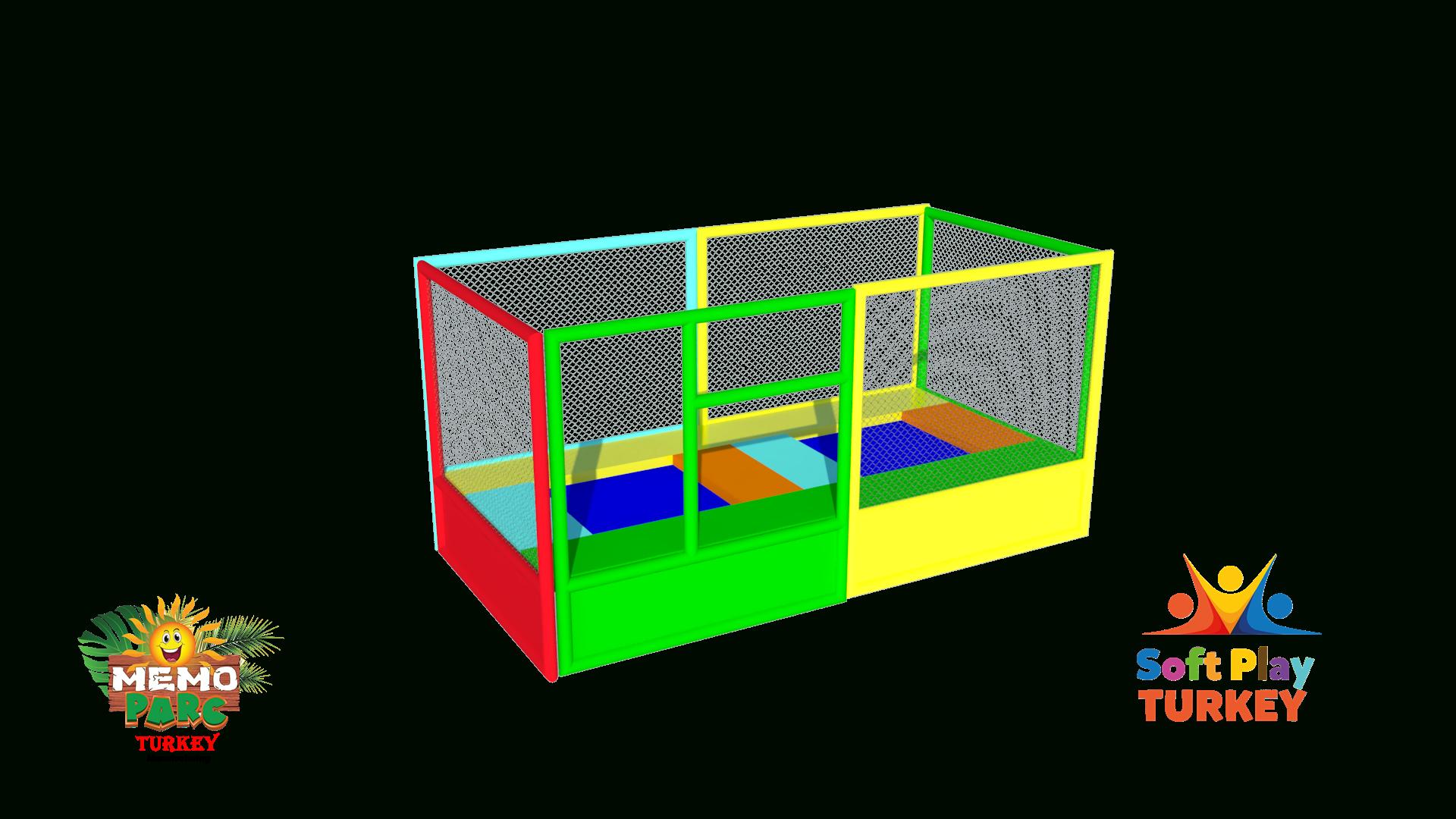 Trampoline 2 Parts – Memo Parc   Top Havuzu İmalatı ... tout Piscine 4X2