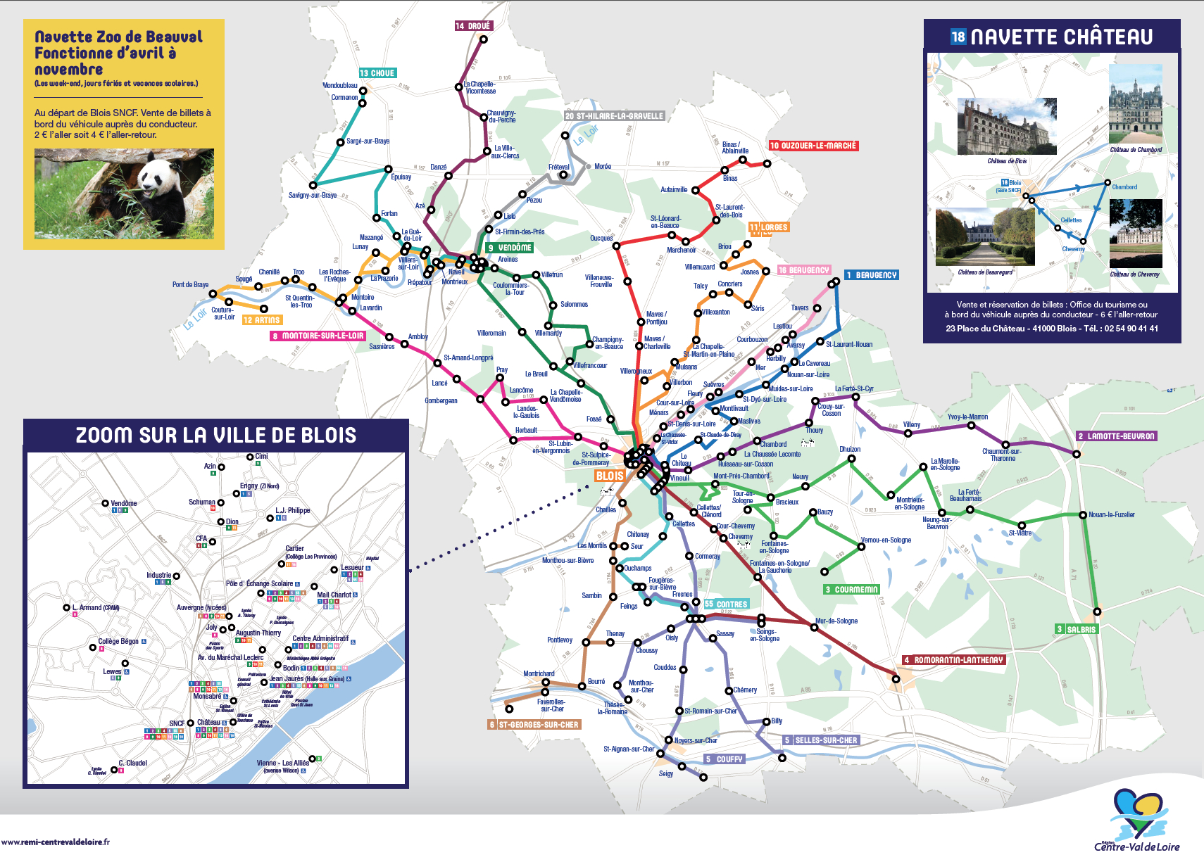Transports | Romorantin pour Horaire Piscine Romorantin