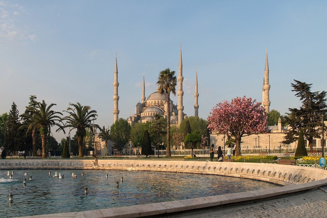 Travelmuz | City Break Istanbul intérieur Piscine Guise