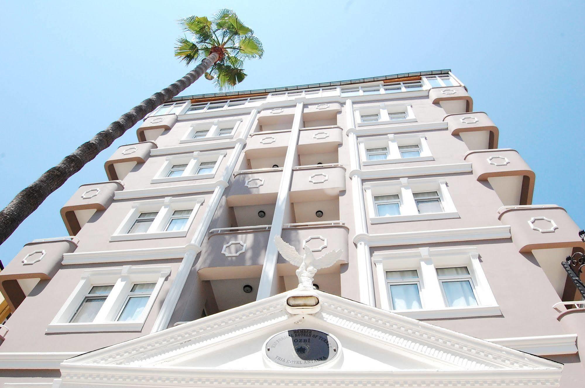 Triana Hotel Antalya intérieur Piscine Bonneveine